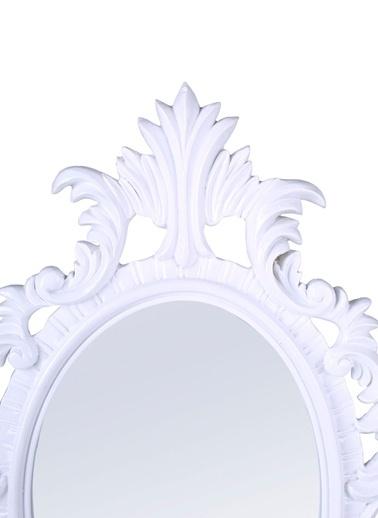 Queen Intaglio Dekoratif Ayna-Dekorazon